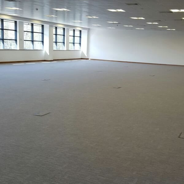 Large Office spaces fitted out by ABC