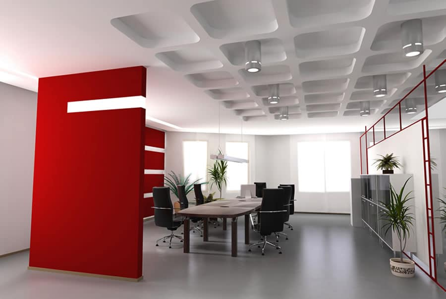 Full Office Fit services offered by ABC