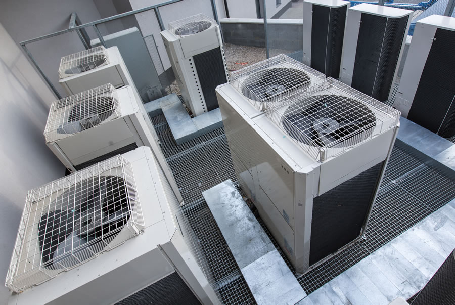 Air Conditioning Services offered by ABC